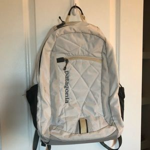 Off-white Patagonia back pack!